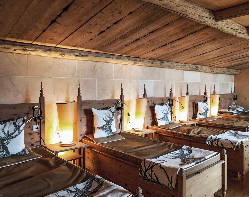 SPA Ruheraum, Hotel Stock Resort im Zillertal, Tirol