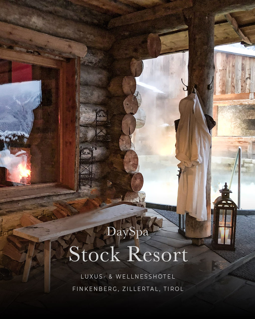 DAY SPA Stock Resort, Zillertal - Tirol