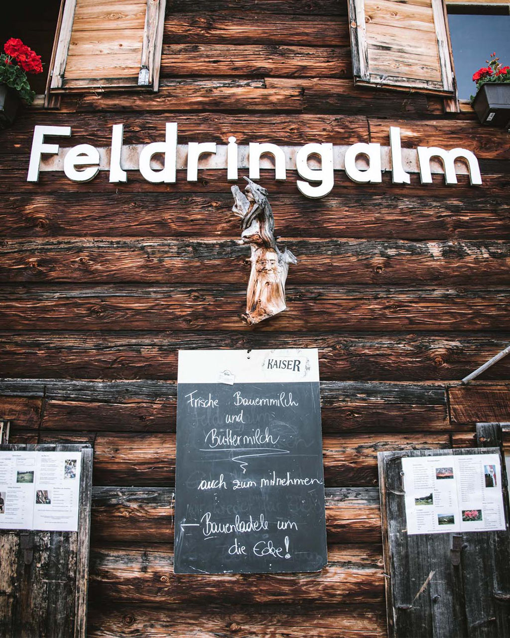 Innsbrucktrek, Feldringalm, Faltegartenköpfl, Wandertipp