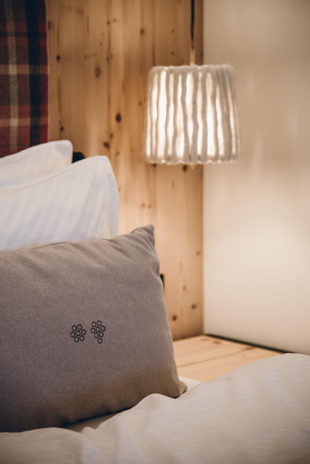 Apfelsuite im Naturhotel Kassian, Hoteltipp in Algund bei Meran (Südtirol)