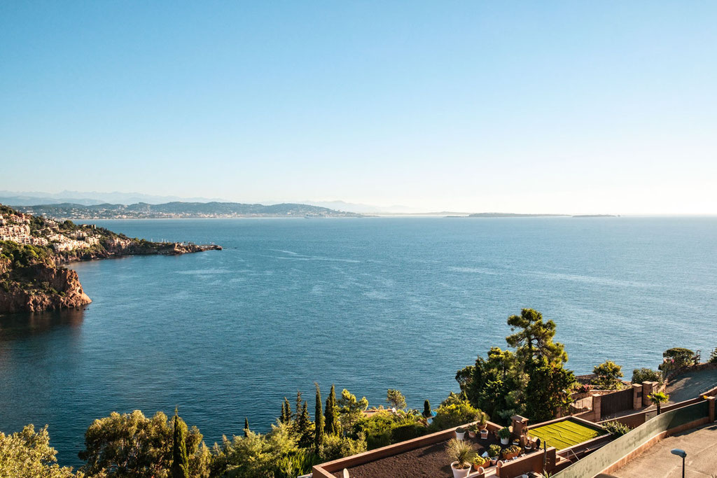 Corniche d'Or ©Côte d'Azur unlimited - die schönste Küstenstraße der Welt