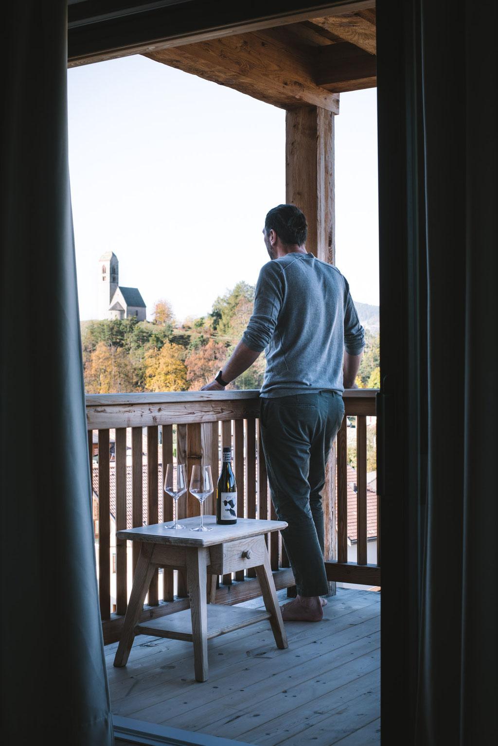 Romantikhotel Turm, Völs am Schlern, Dolomiten - Südtirol (Wellnesshotel, Skihotel)
