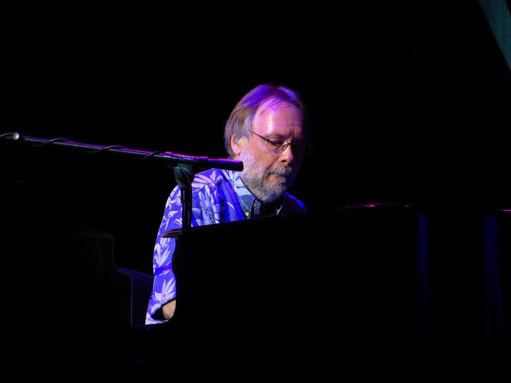Jim Cox am Klavier