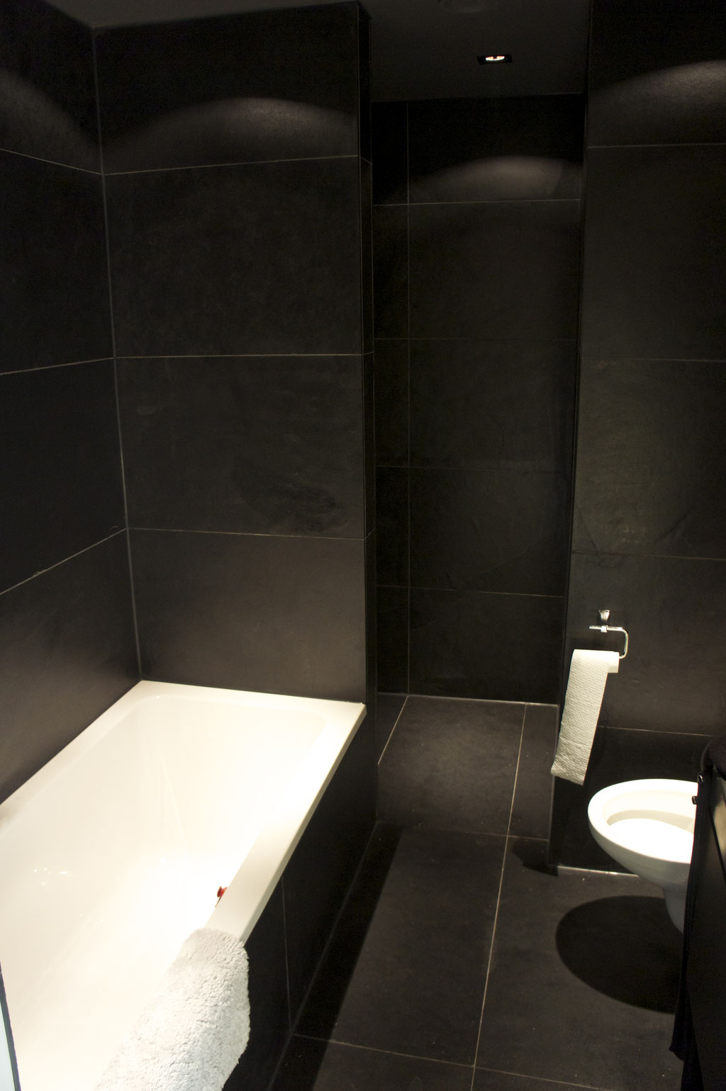 Black slate for another restroom (done by Atre)