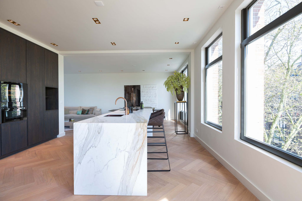 Calacatta Borghini marble at its best