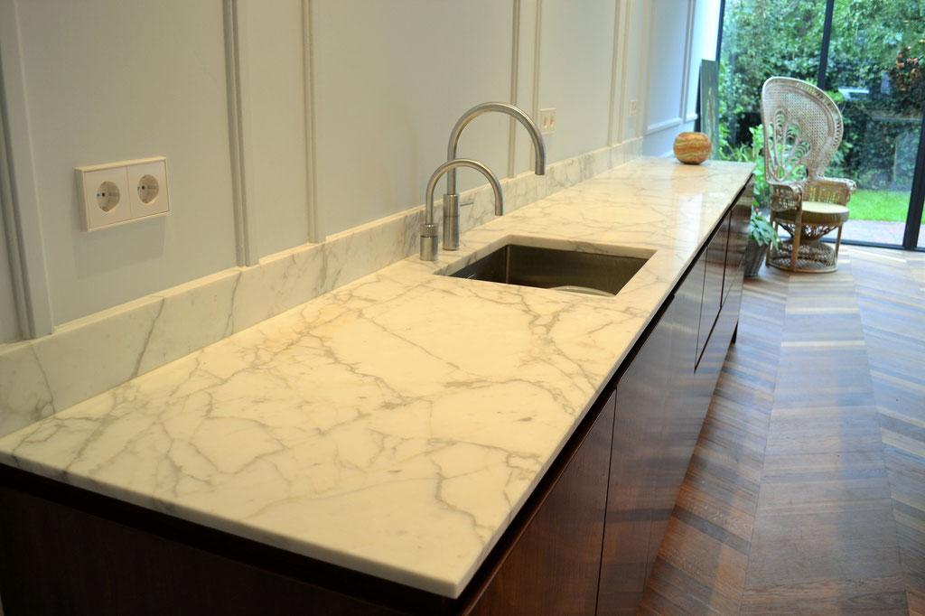 Calacatta Oro top quality marble