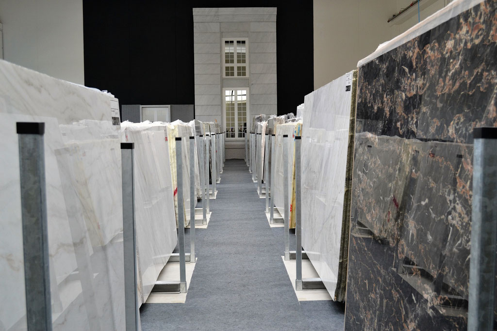 Marble section