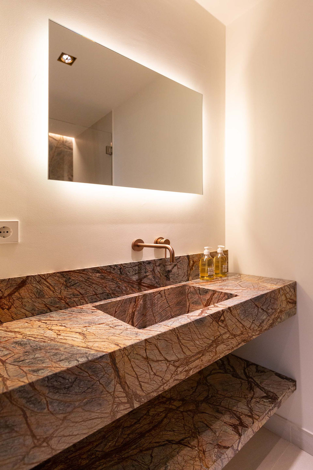 Breng de natuur in je badkamer