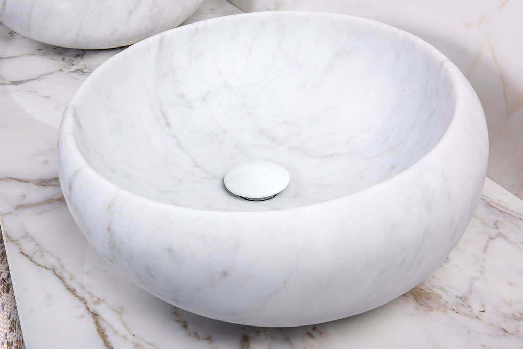 Bianco Carrara - Pure Natural Design