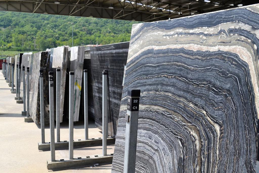 De grootste selectie natuursteen in de wereld