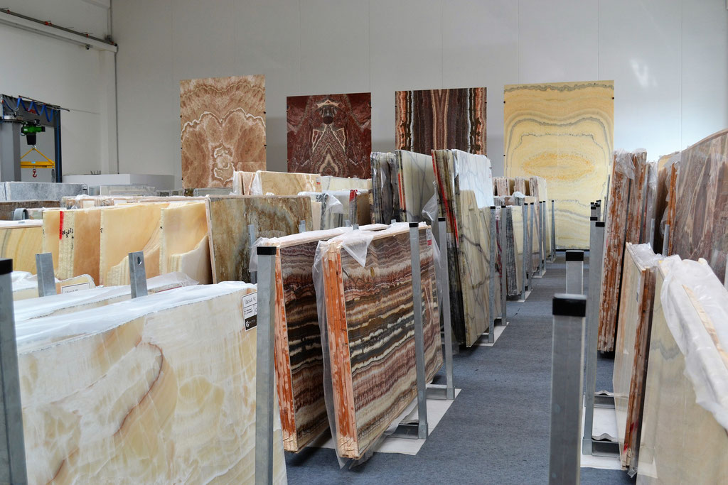 Elite Stone showroom