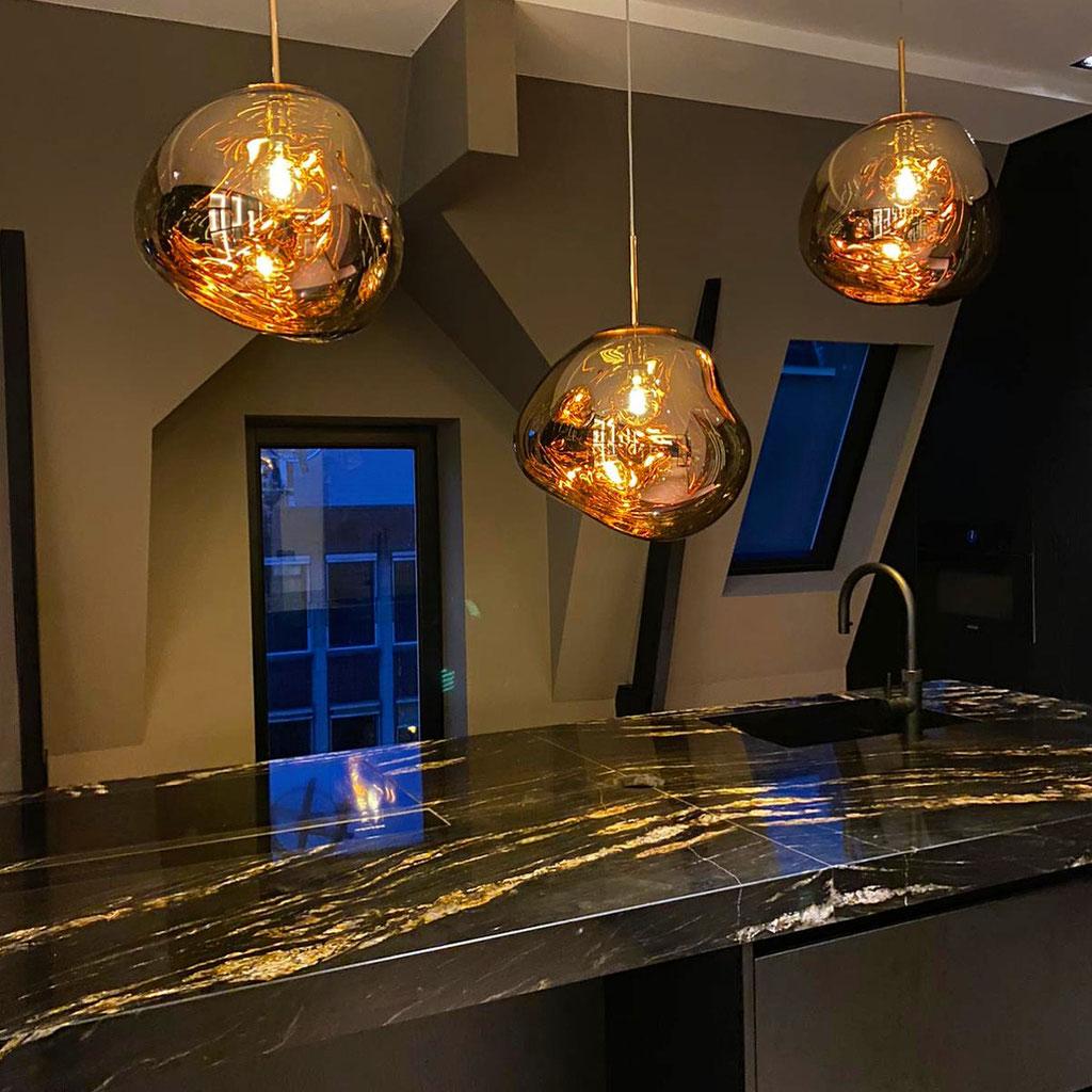 Belvedere graniet keuken