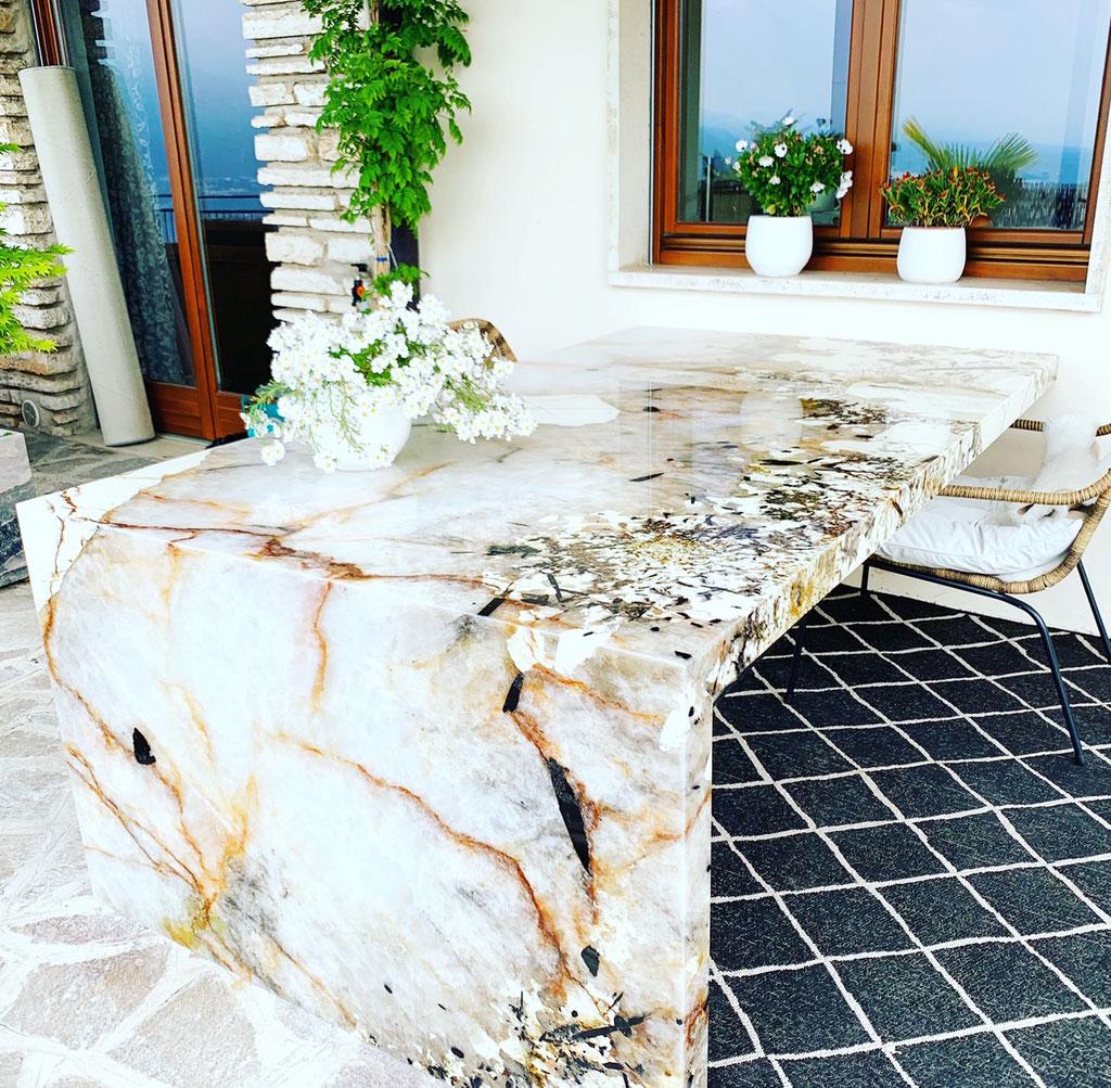 Patagonia granite table