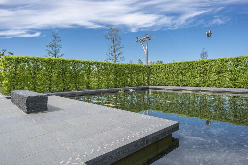 "Wassergarten ""Aquatica"""