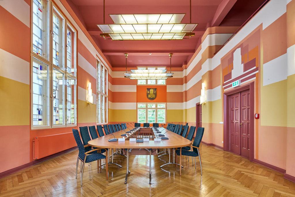 Rathaus Neuenhagen bei Berlin