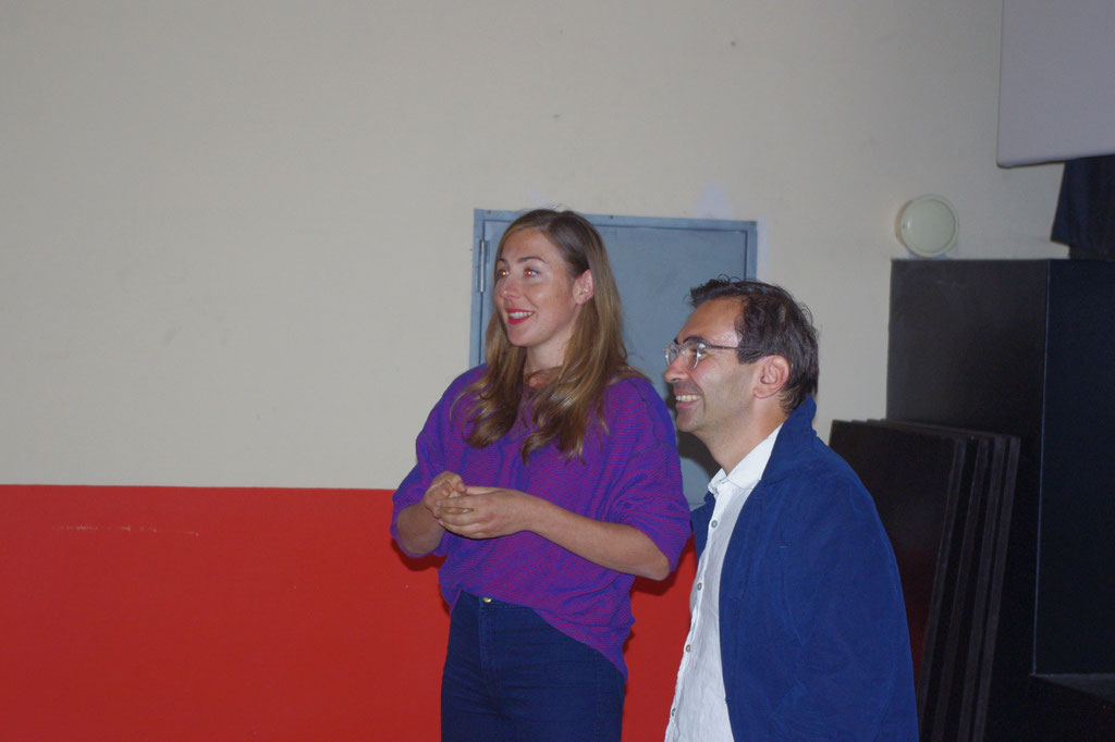 Céline Gailleurd et Olivier Bohler