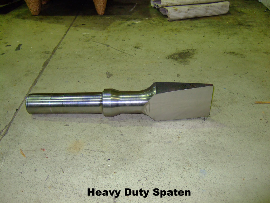 Heavy Duty Spaten