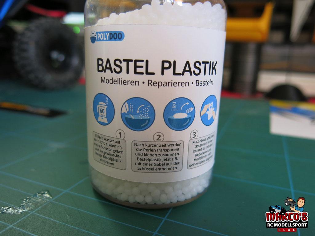 POLYDOO Bastelplastik
