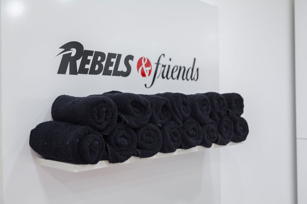 folien-fabrik / Rebels & friends | AIDA Friseure / Interior Design