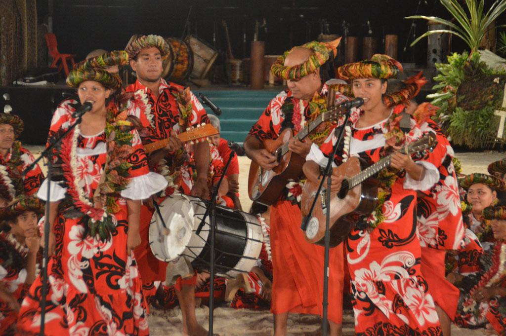 Polynesische Lieder.....