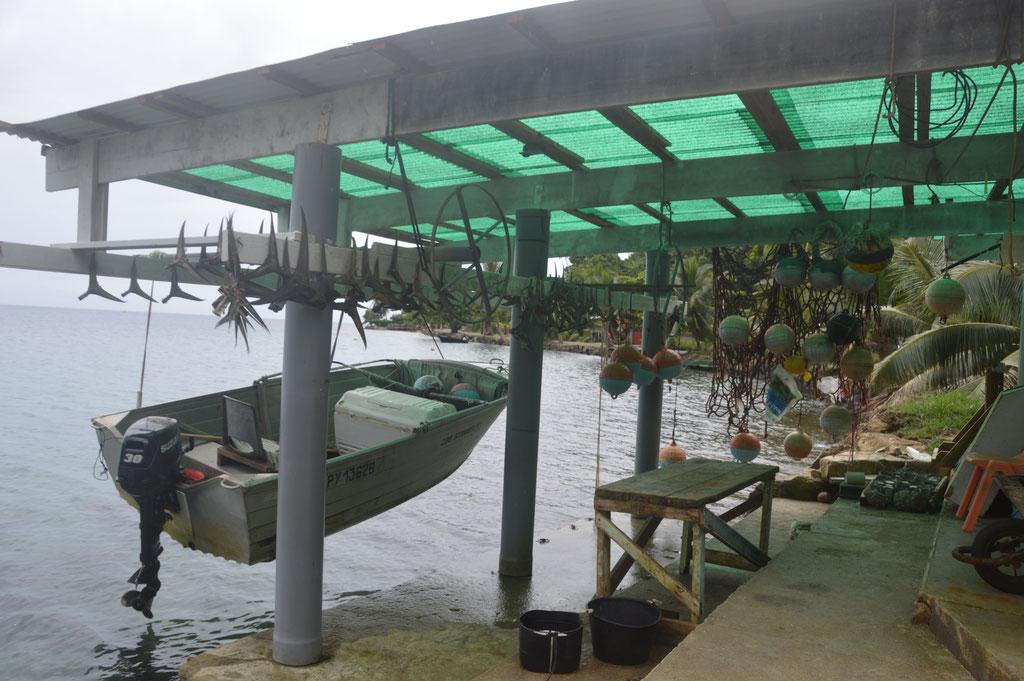 Haus eines Fischers