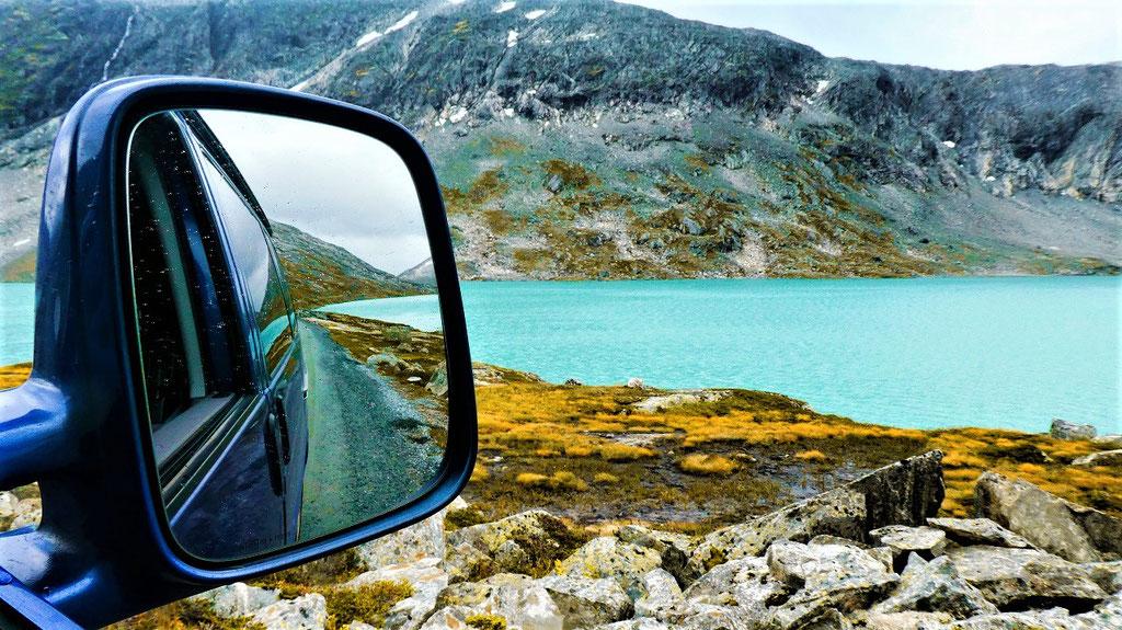 Bulli Roadtrip Norwegen