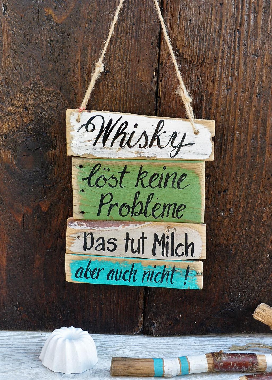Whisky l Nr. 1   ca. 18cm/22cm  Fr. 34.-