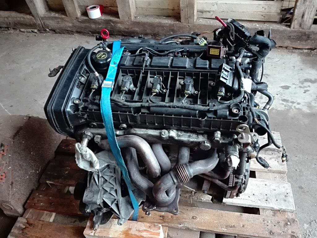 NeueAbarth Motor 99500km :-D