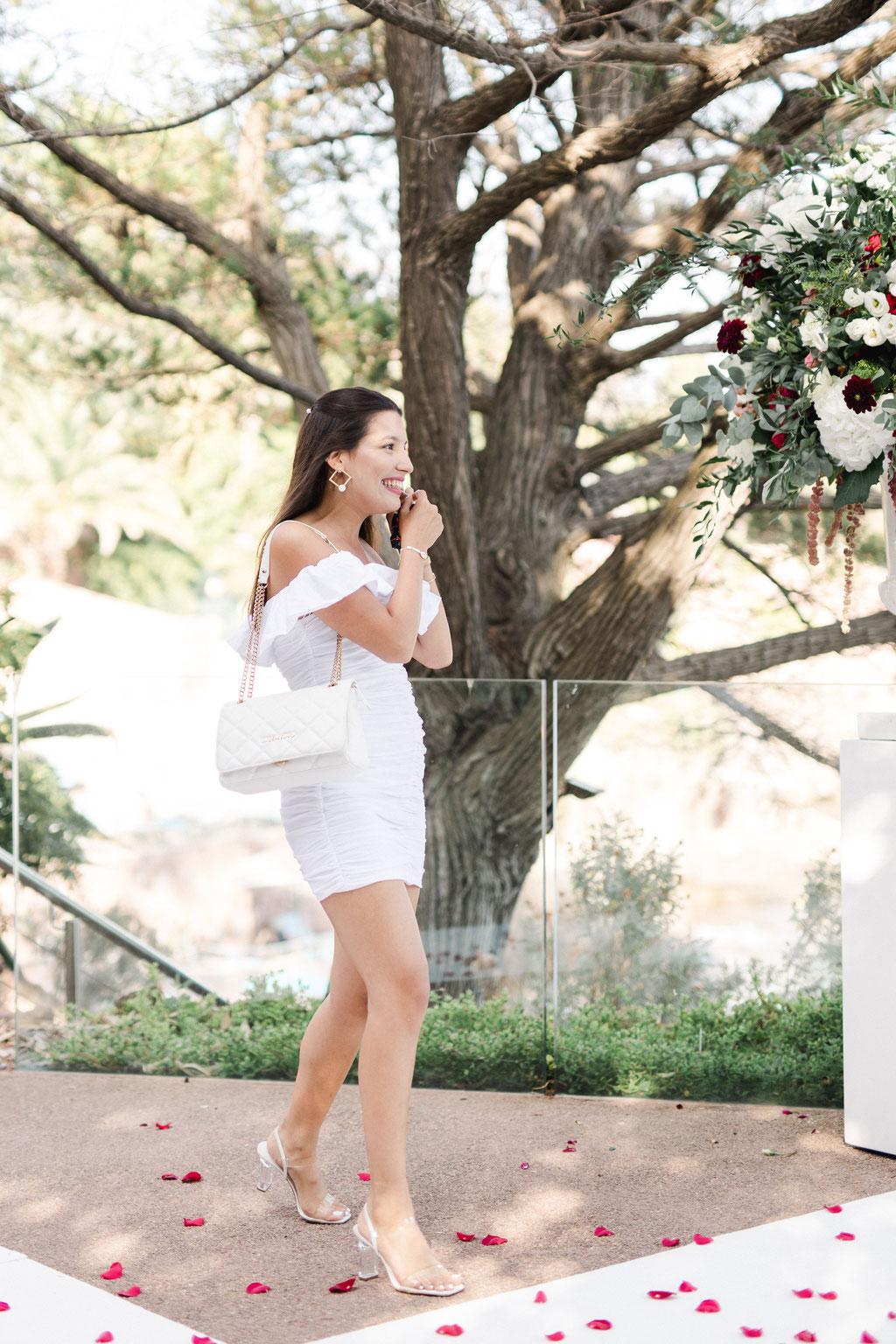 Demande en mariage Tiara Miramar Beach