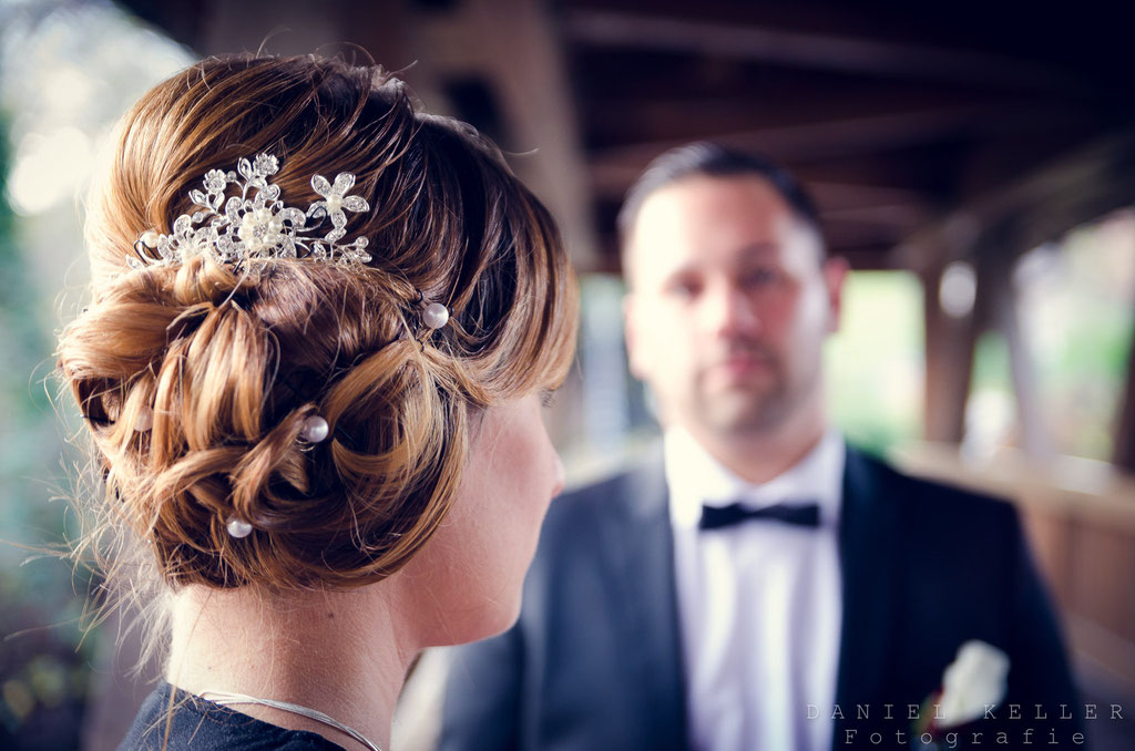 Brautpaar / Daniel Keller Hochzeitsfotograf