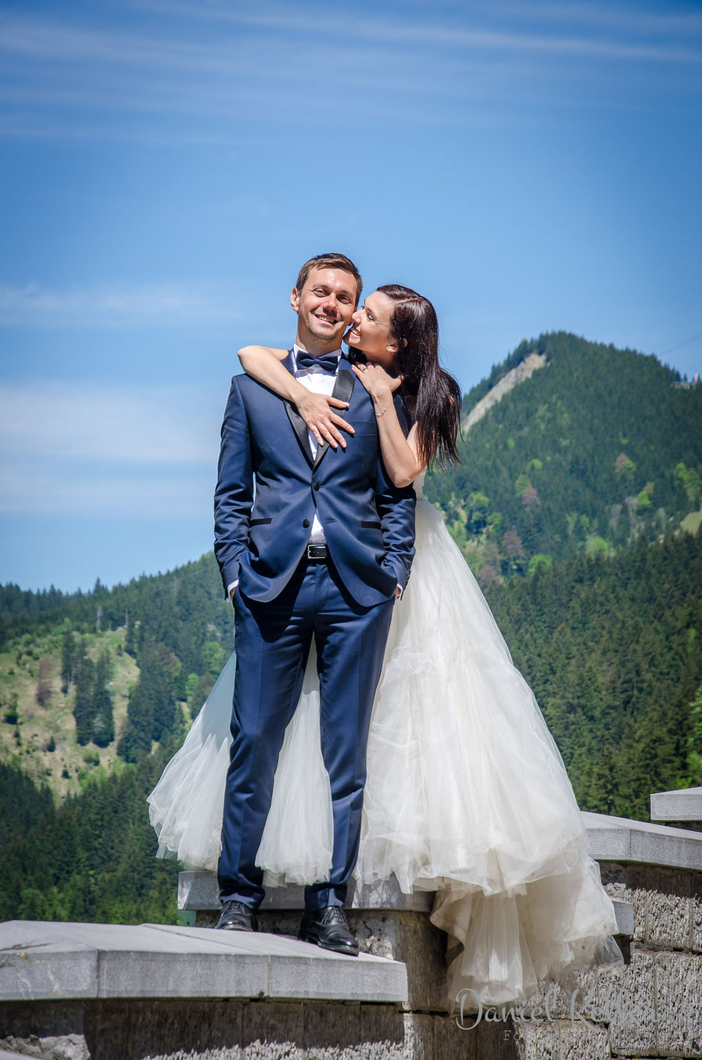 Hochzeit Schloss Neuschwanstein / Hochzeitsfotograf Daniel Keller