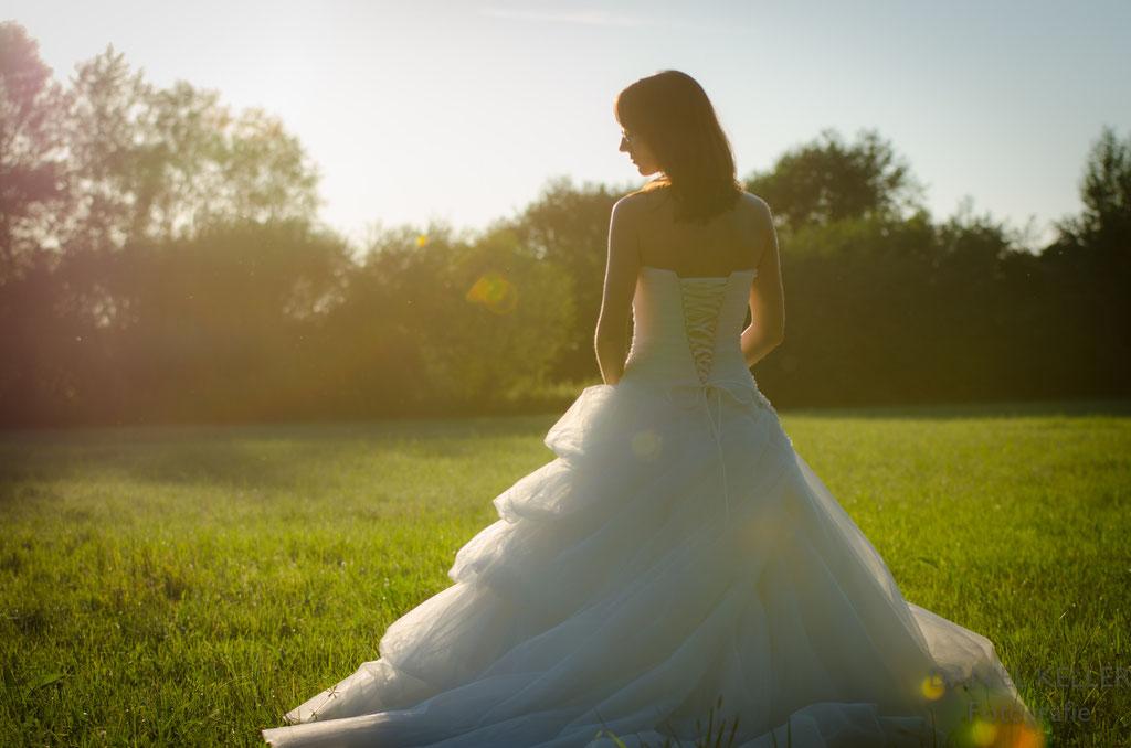 Braut / Daniel Keller Hochzeitsfotograf Kehl