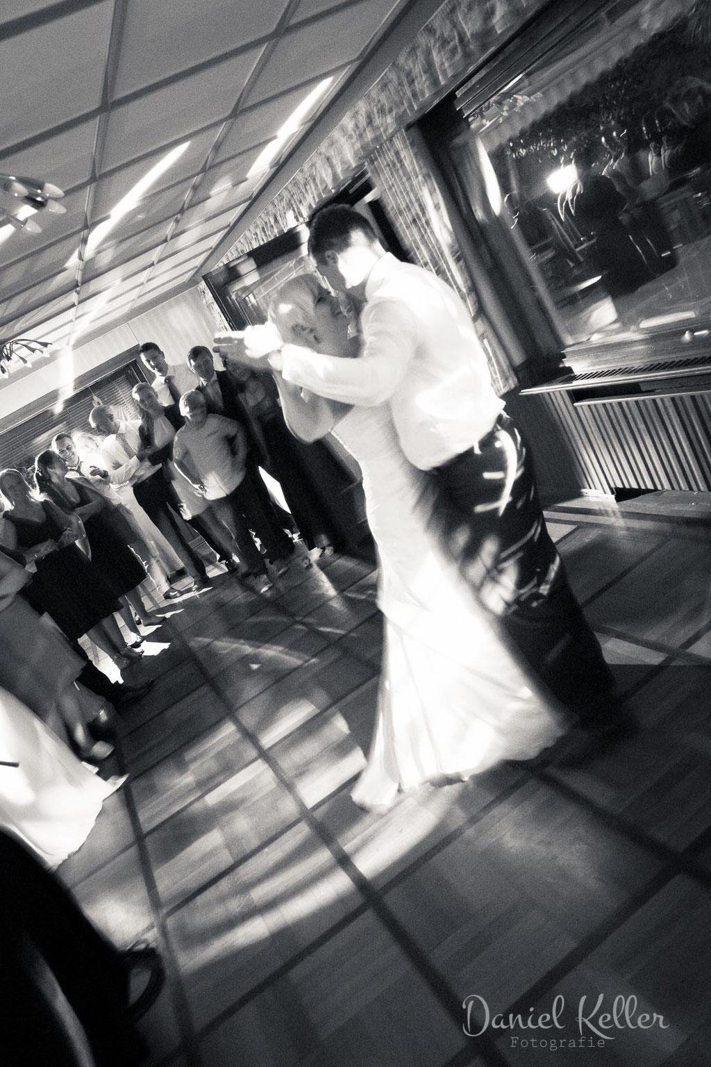 Hochzeitstanz / Daniel Keller Fotografie Hochzeitsfotograf Kehl Offenburg Achern Bühl