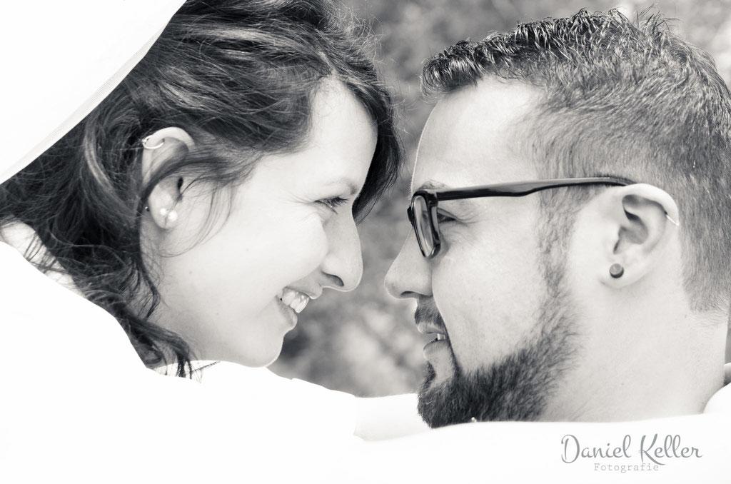 Brautpaar / Daniel Keller Hochzeitsfotograf Ortenau