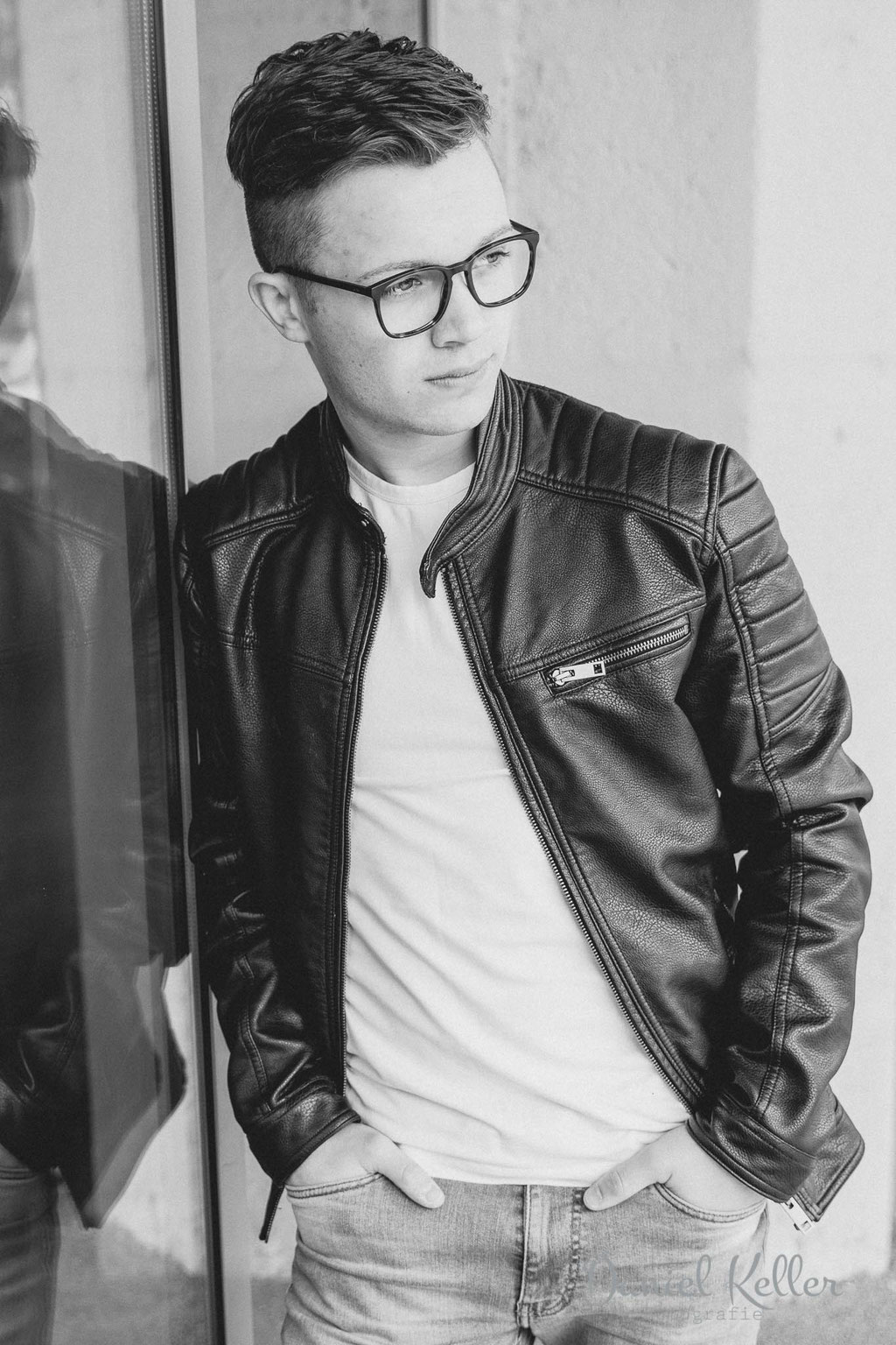 Portrait Philipp Zink Music / Daniel Keller Fotografie