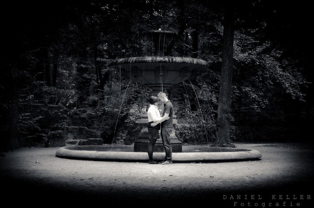Paarshooting Orangerie Straßburg / Fotograf Kehl