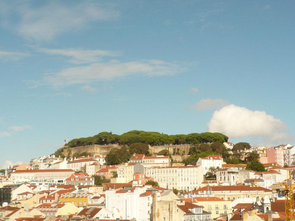 Lisbon. Alfama Quarter.
