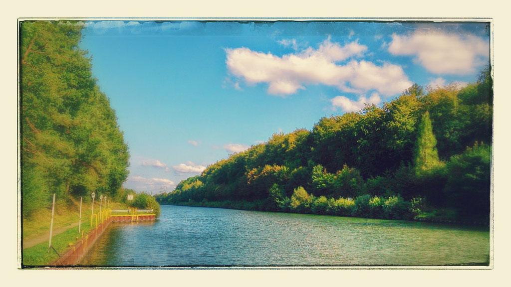 ~ Bild: Special Effects - 'Mittellandkanal@Sophiental' ~