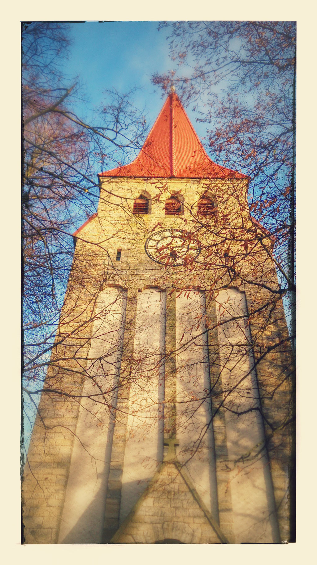 ~ Bild: Special Effects - 'Adenstedt, St. Briccius Church' - 2 - ~