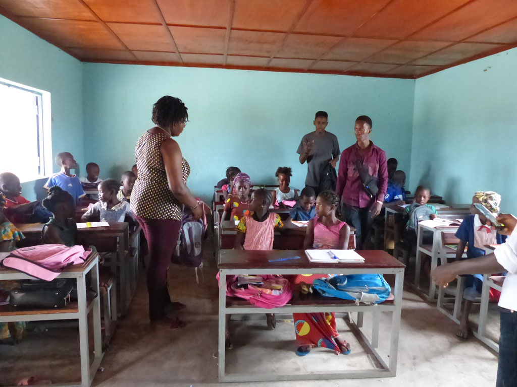 Spenden der ONG HSK