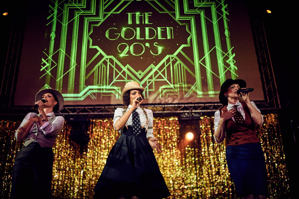 The Cool Cats Electrified, Electro Swing Party in Düsseldorf