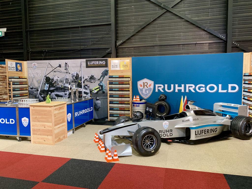 Formule 1 Simulator huren prijs