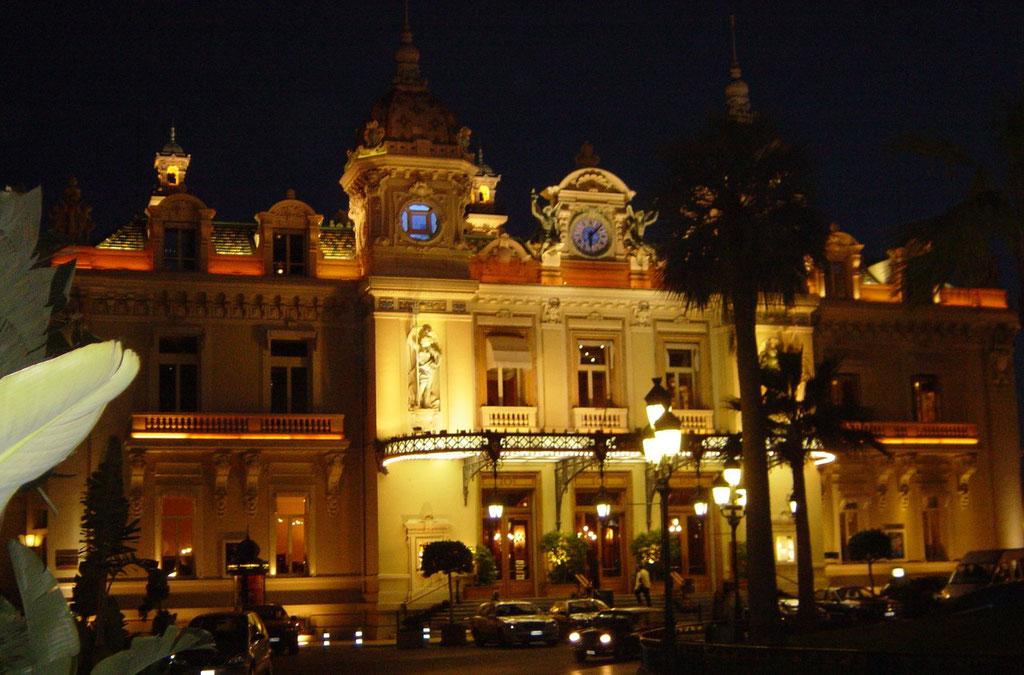 Formel 1 Terrasse Monte Carlo Events