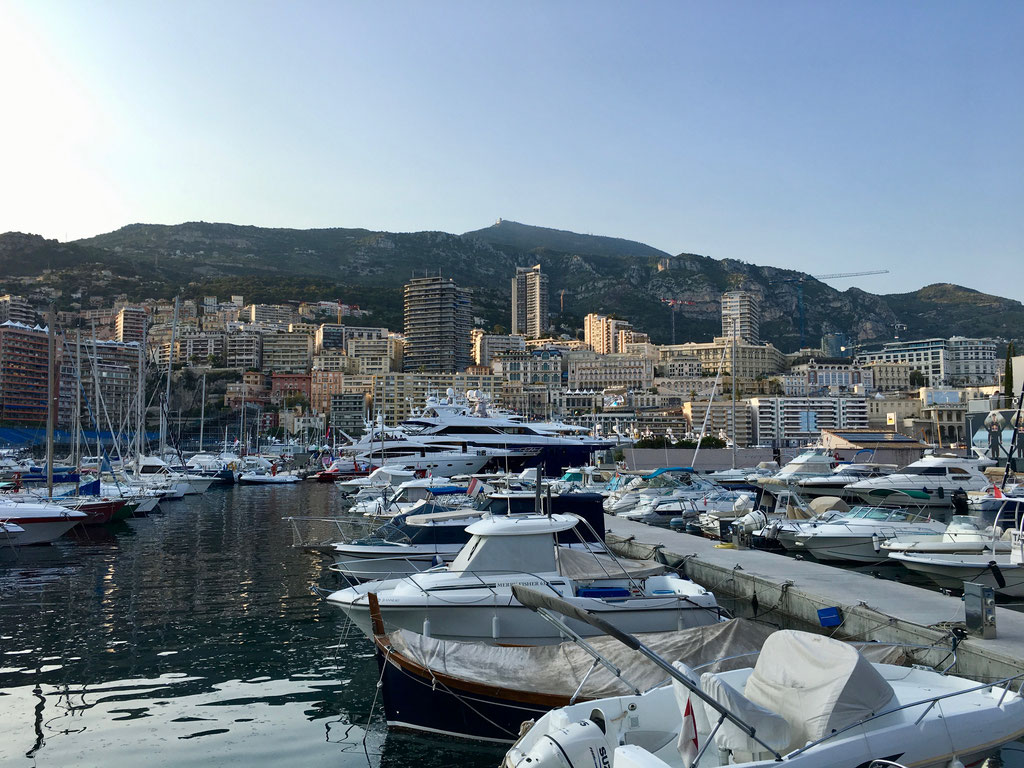 Formel 1 Terrasse Monaco