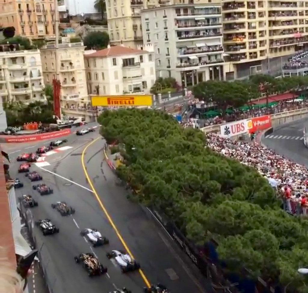 Monaco Rennen