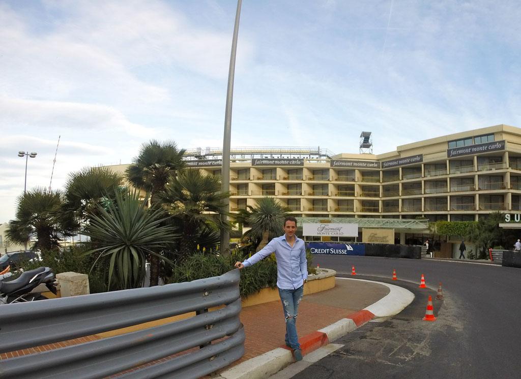Sven Heidfeld, Monte Carlo, Monaco, FIA Formel E