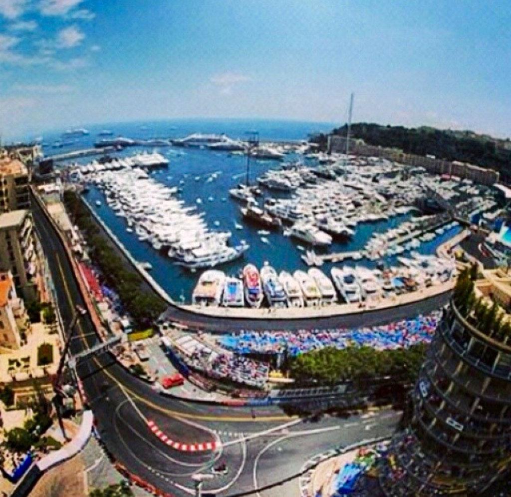 Monaco Blon Beispiel Aussicht