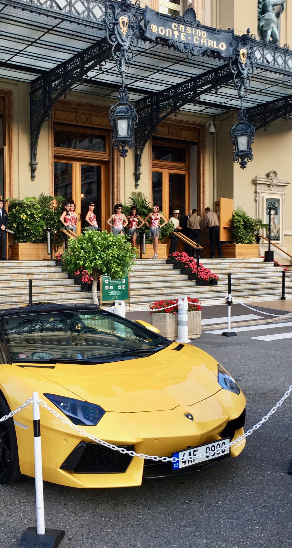 Balkon Monaco