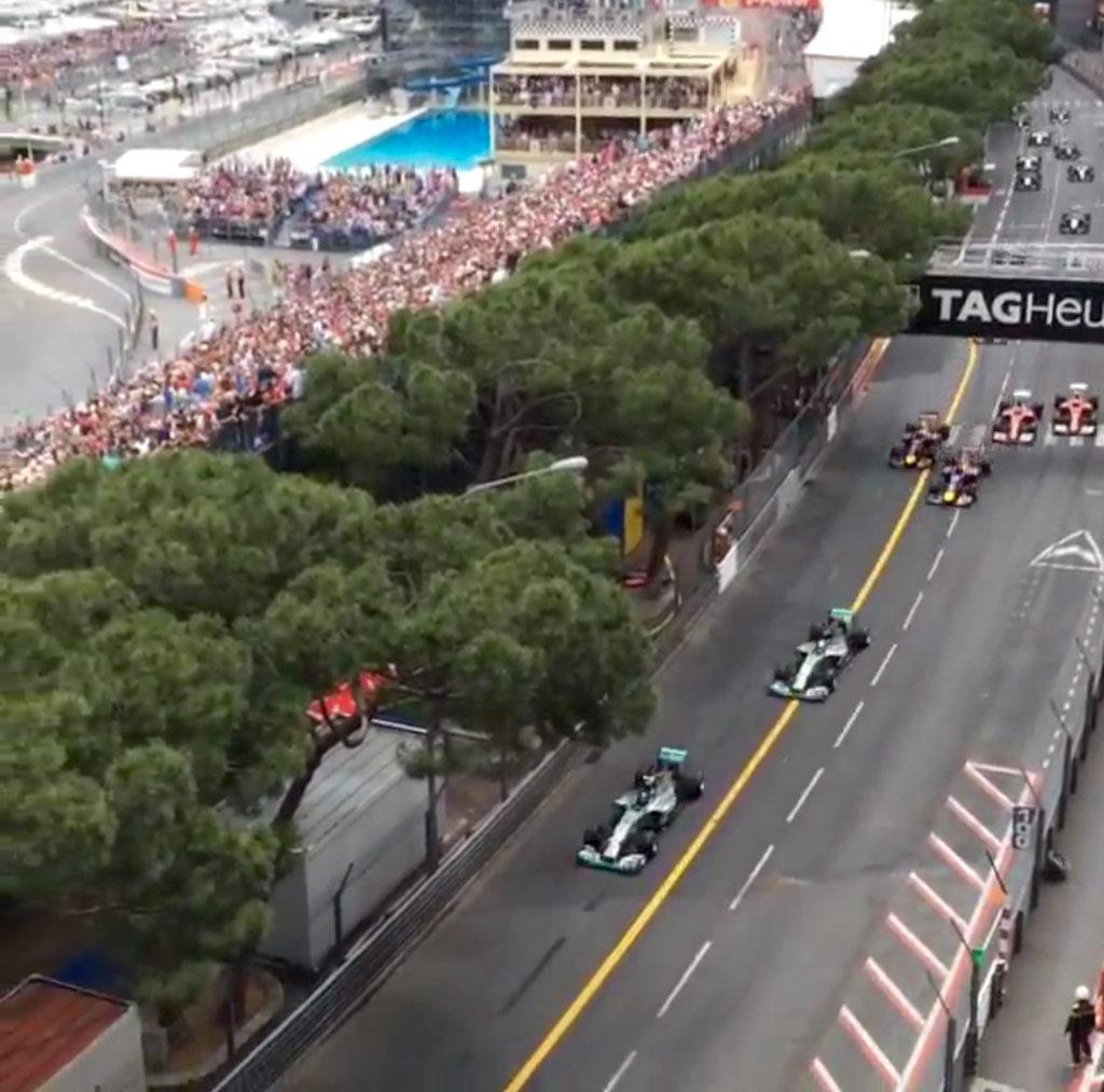 Preise Formel 1 Balkon Monaco
