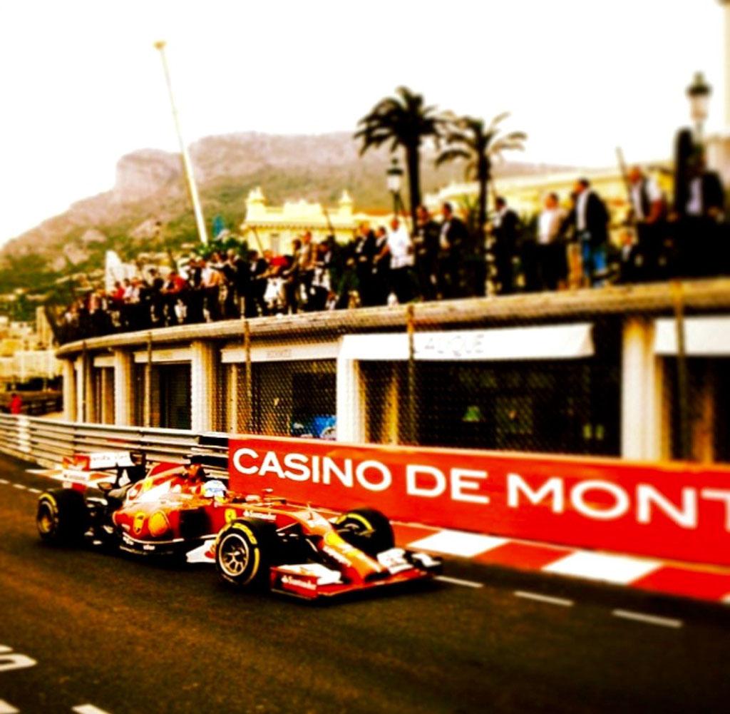 Monaco Formel 1